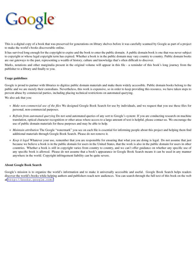 John G. Reilly Journal - Journal of a Wanderer: Being a Residence in India and Six Weeks in North America