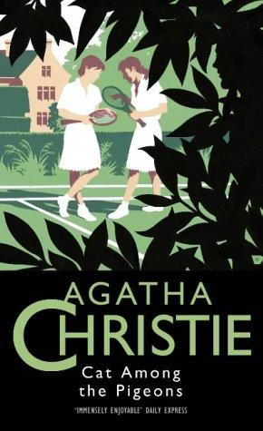 Download A Cat Among the Pigeons (Agatha Christie Collection)