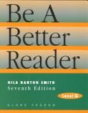 Be a Better Reader