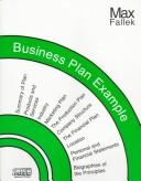 The Business Plan Example