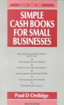 Download Simple Cash Books for Small Businesses