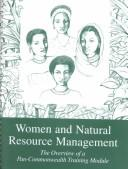 Download Women and Natural Resource Management
