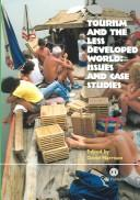 Download Tourism and the Less Developed World