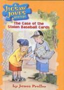 The case of the stolen baseball cards by James Preller