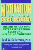 Download Motivation in the real world