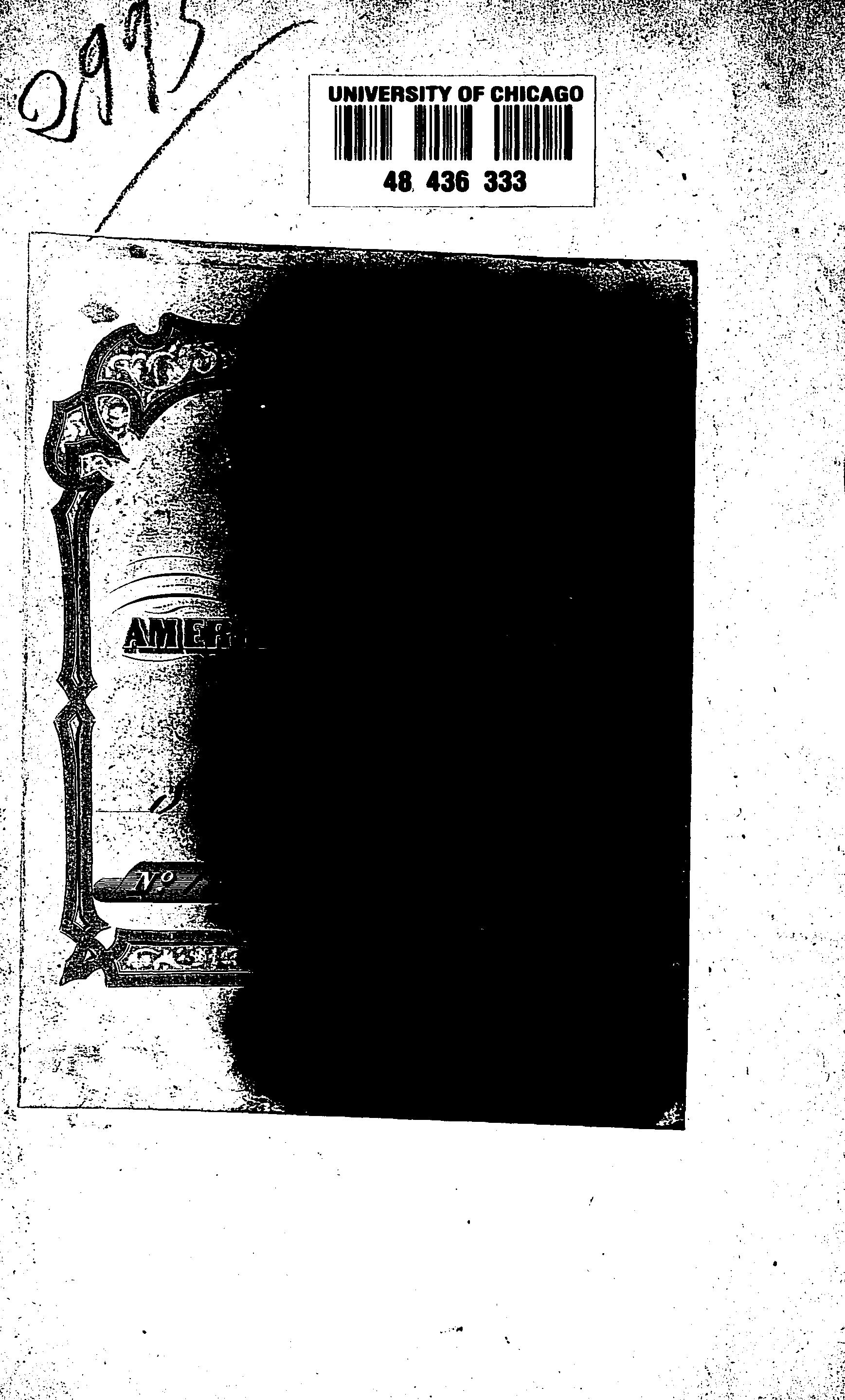 Cover of: The Scriptural law of baptism