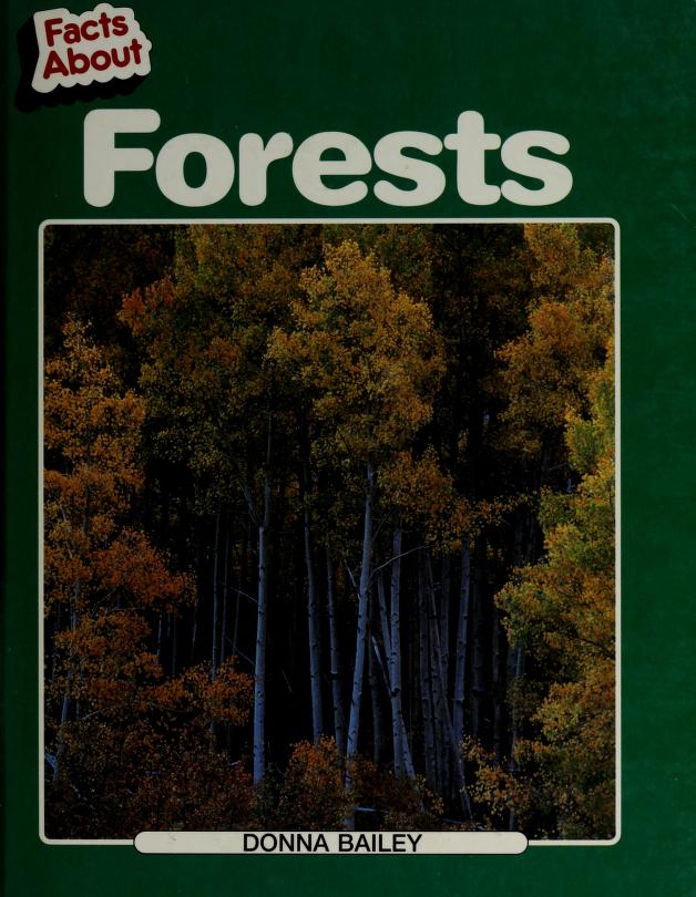Forests by Donna Bailey