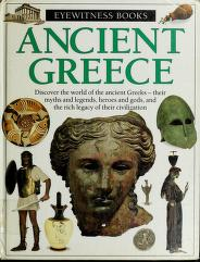 Cover of: Grecia antigua | Pearson, Anne.