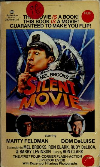Cover of: Silent Movie | Mel Brooks