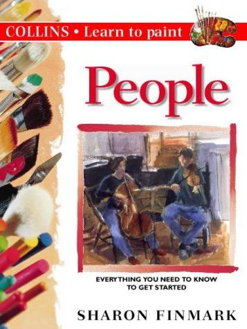 Learn to Paint People by Sharon Finmark