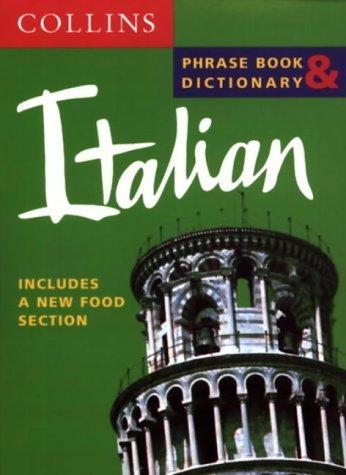 Italian Phrase Book & Dictionary (Collins Phrase Book & Dictionaries) by Harpercollins