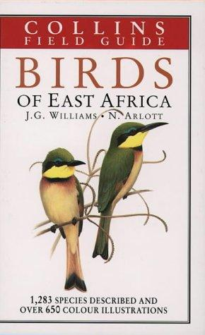 A field guide to the birds of East Africa by John George Williams