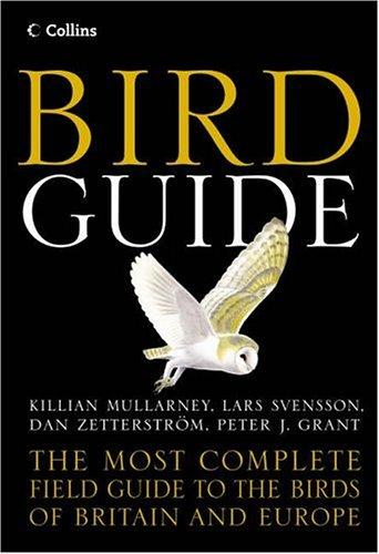 Collins Bird Guide by Lars Svensson, Killian Mullarney, Zet
