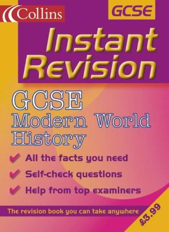 GCSE Modern World History (Instant Revision S.)