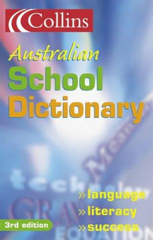 Collins New School Dictionary by