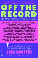 Off the Record by Joe/Fink, Mitchell Smith