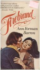 Firebrand by Ann Forman Barron