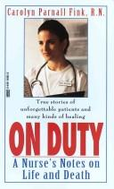 On duty by Carolyn Fink